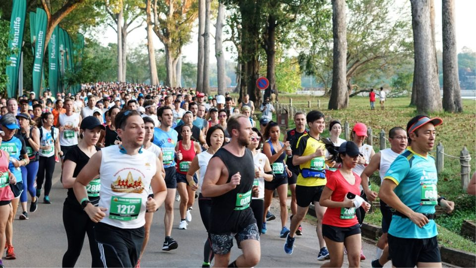 Angkor Wat International Half Marathon 2019