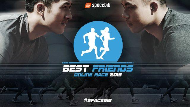 Best Friends Online Race 2019
