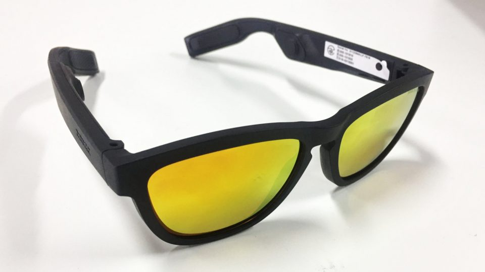 Zungle Viper: Bone Conduction Sunglasses Review