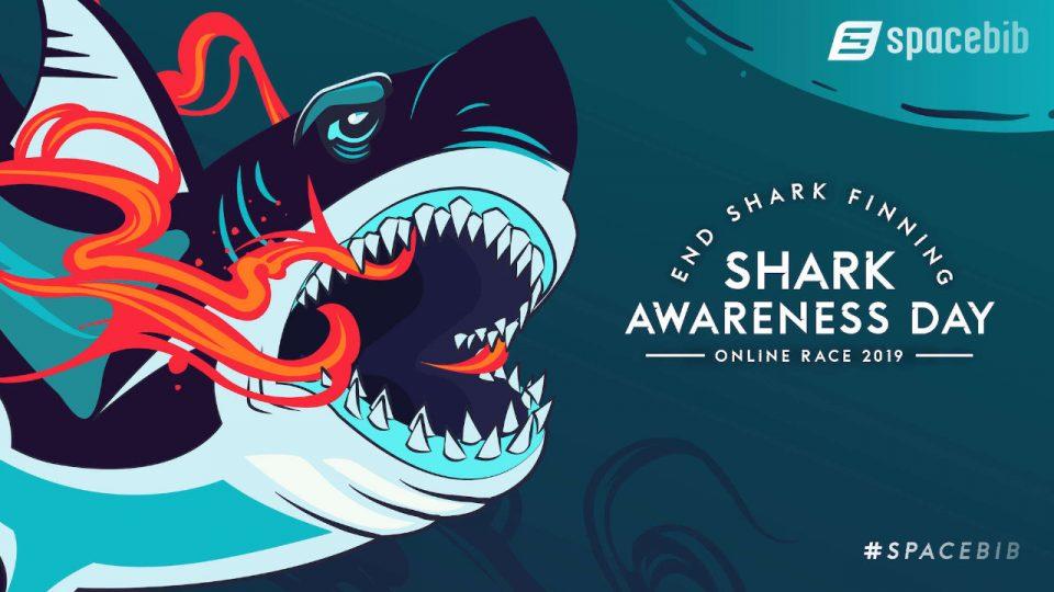 Shark Awareness Day Online Race 2019